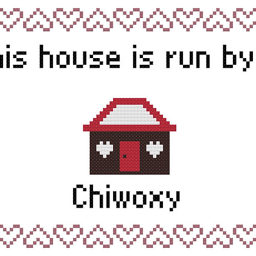 Chiwoxy, This house is run by