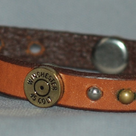 Ruff Puppies Teacup/Small Leather Dog Collar