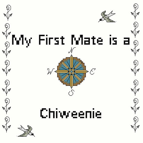 Chiweenie, My First Mate is a