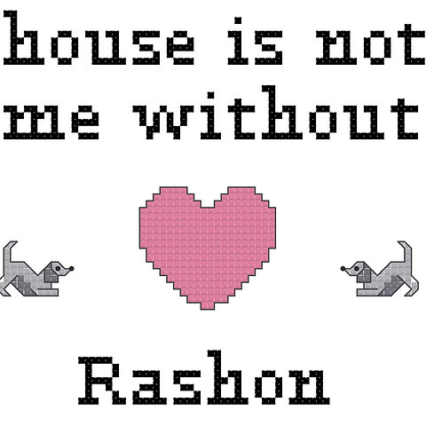 Rashon, A House is Not a Home Without