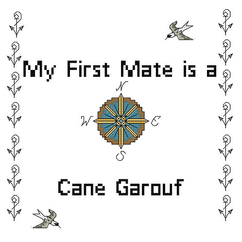 Cane Garouf, My First Mate is a