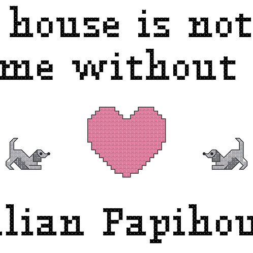 Italian Papihound, A House is Not a Home Without