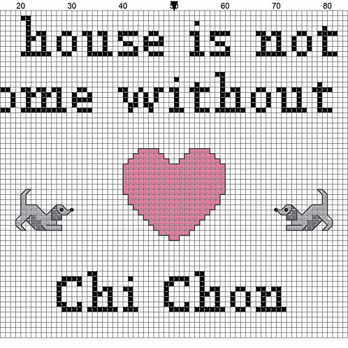 Chi Chon, A House is Not a Home Without