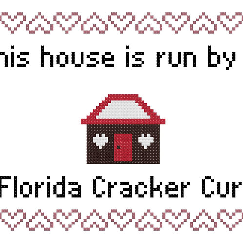 Florida Cracker Cur, This house is run by