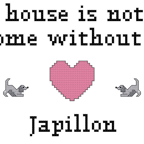 Japillon, A House is Not a Home Without
