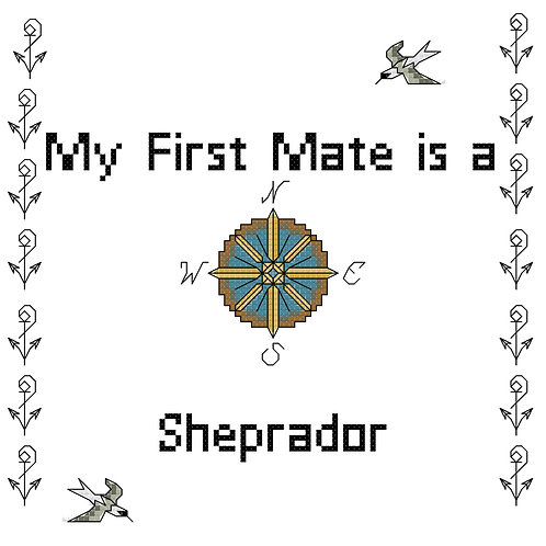 Sheprador, My First Mate is a