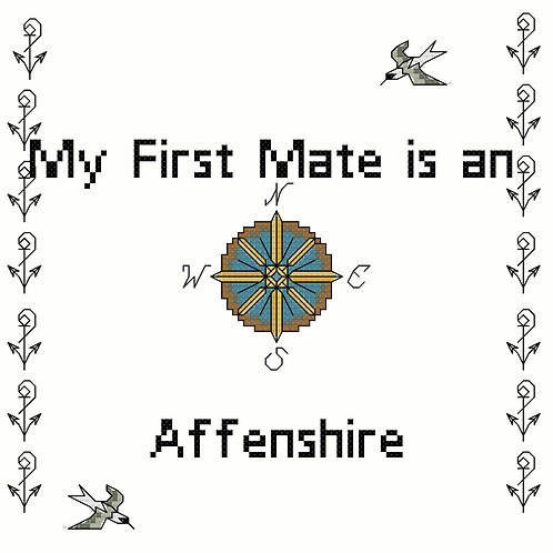 Affenshire, My First Mate is a