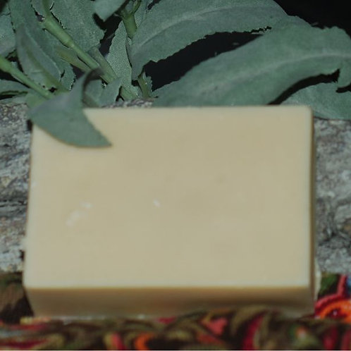Woodland Citrus Creamy Goat Milk Soap