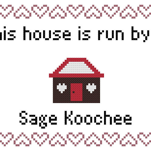 Sage Koochee, This house is run by