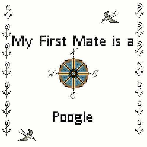 Poogle, My First Mate is a