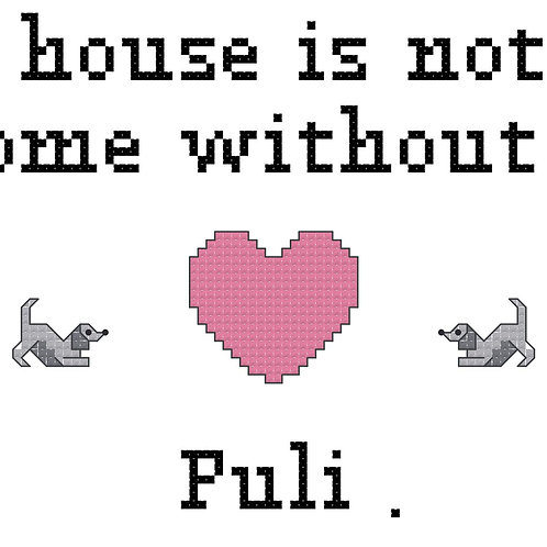 Puli, A House is Not a Home