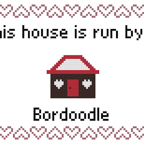 Bordoodle, This house is run by