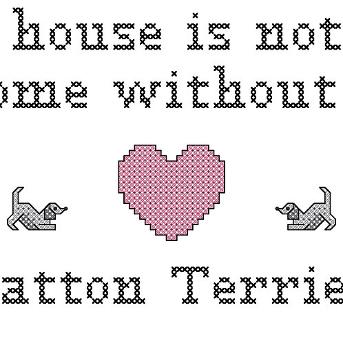 Patton Terrier, A House is Not a Home Without