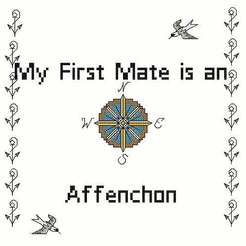 Affenchon, My First Mate is a
