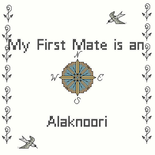 Alaknoori, My First Mate is a