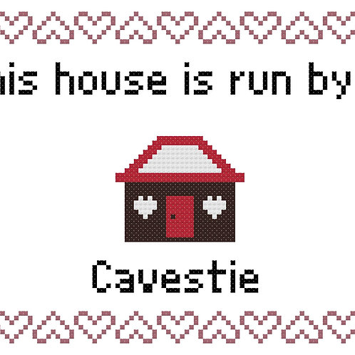 Cavestie, This house is run by