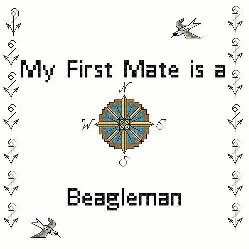 Beagleman, My First Mate is a