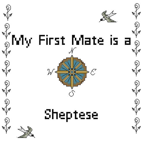 Sheptese, My First Mate is a