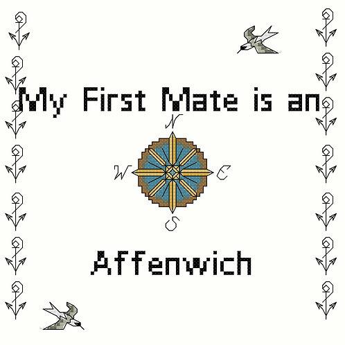 Affenwich, My First Mate is a