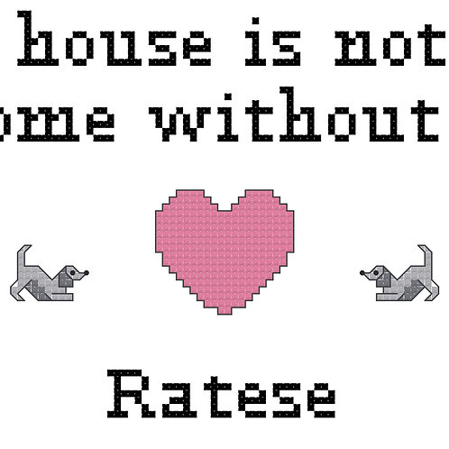 Ratese, A House is Not a Home Without
