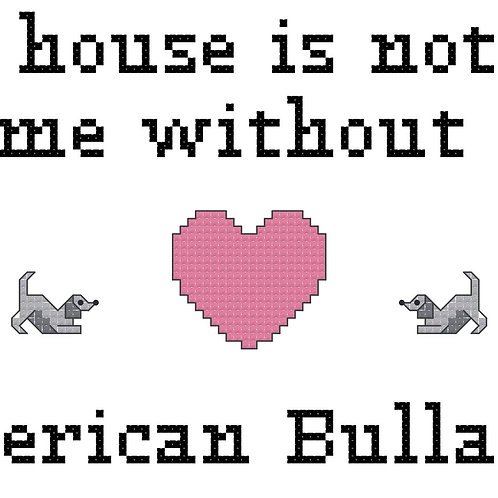 American Bullador, A House is Not a Home Without