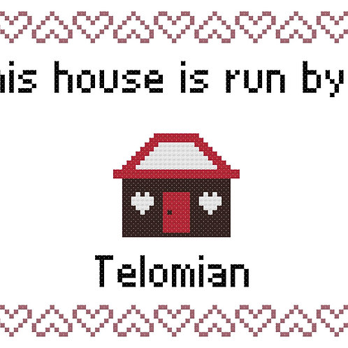 Telomian, This house is run by