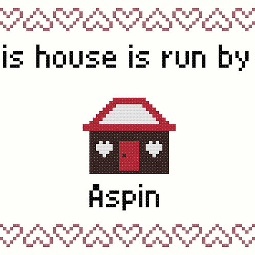 Aspin, This house is run by