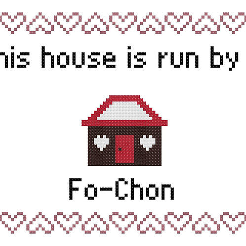 Fo-Chon, This house is run by