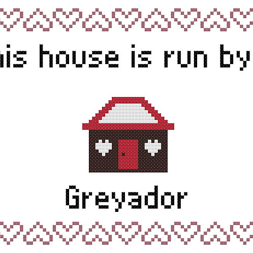 Greyador, This house is run by