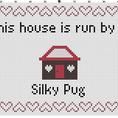 Silky Pug, This house is run by