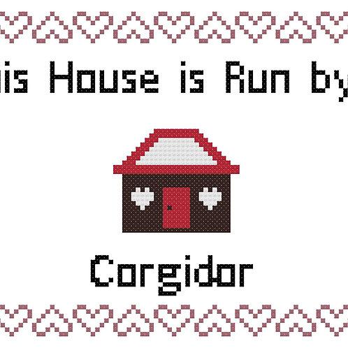 Corgidor, This house is run by