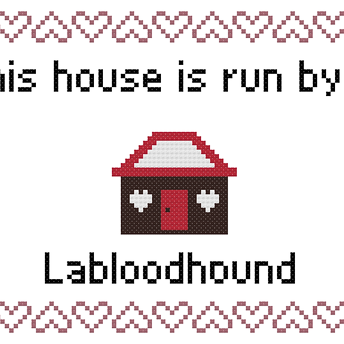 Labloodhound, This house is run by