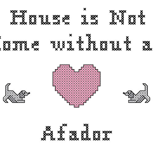Afador, A House is Not a Home Without