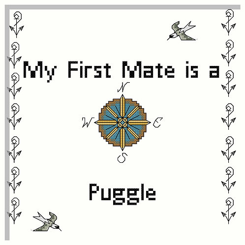 Puggle, My First Mate is a