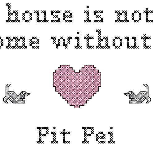 Pit Pei, A House is Not a Home Without