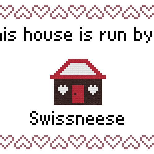 Swissneese, This house is run by