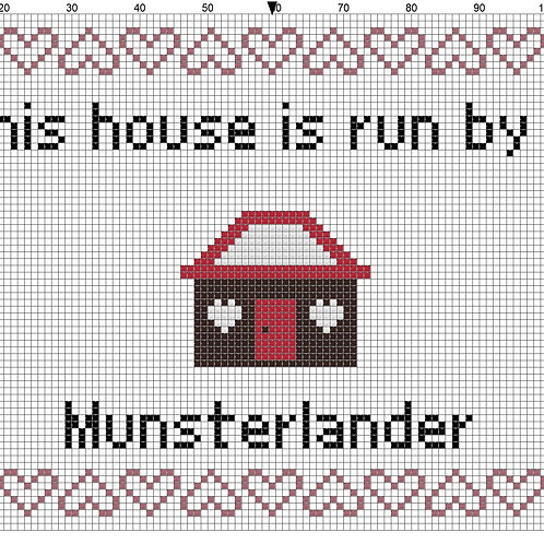 Munsterlander, This house is run by