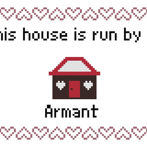 Armant, This house is run by