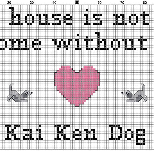 Kai Ken Dog, A House is Not a Home Without
