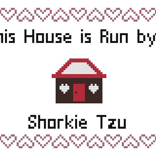 Shorkie Tzu, This house is run by