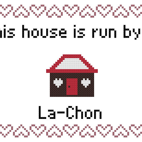 Labrottie, This house is run by