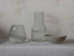 Glassware and Bowl