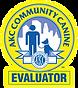 AKC Community Canin Evaluator