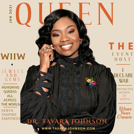 Dr. Tavara Johnson