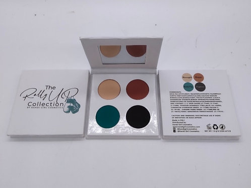 The RallyUp Collection Palette