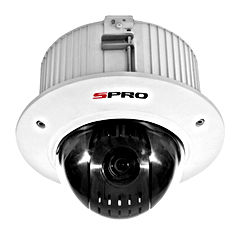 SPRO 2MP IP PTZ with 12x Zoom (Flush mou
