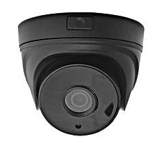 VECTUS 5MP TVI Fixed Lens Turret with PO