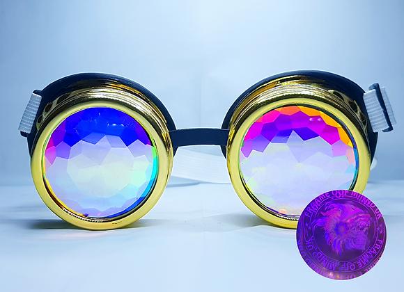 Kaleido Goggles - Royal Gold