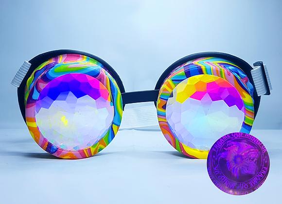 Kaleido Goggles - Rainbow
