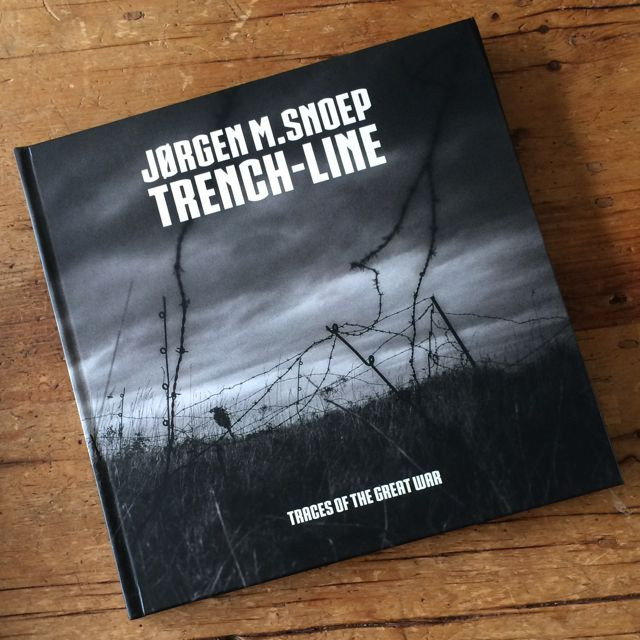 TRENCH-LINE BOOK (Traces of the Great War)